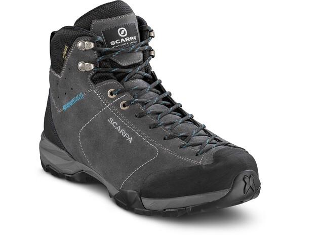 Scarpa Mojito Hike GTX Shoes Men, shark/lakeblue